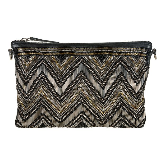 Sparkling Silhouette Small bag/ Clutch // 12112