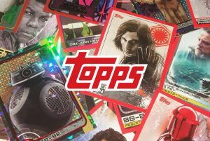 Topps Countdown To 'The Last Jedi': New Look At A Resistance Worker Star Wars Collection
