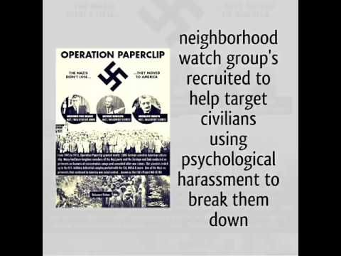 The darker side of the targeted individual program, mind control, electronic warfare, agenda 21, - YouTube