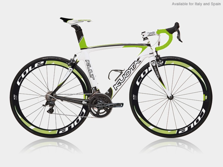 kuota beauty. Is it possible to be in love with a bike/
