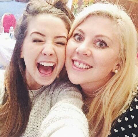Zoe and Louise :)