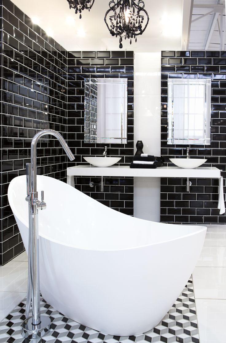 Victorian Era Bathroom by Tile Africa