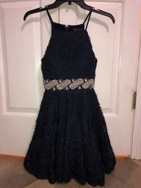 6a9b49d5d homecoming dress size 0 (TRIXXI). Beautiful just worn once for couple  hours. #fashion #clothing #shoes #accessories #womensclothing #dresses  (ebay link)
