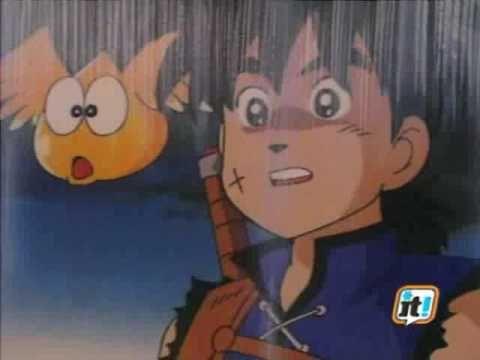 Dragon Quest - I Cavalieri del Drago ep.4