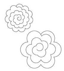 FlowersTemplate - Rose