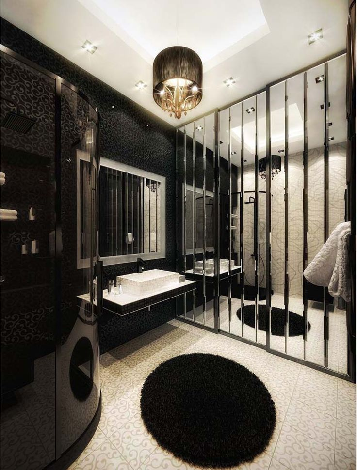 Luxury Life Design: Classic And Glamorous Luxury Apartment