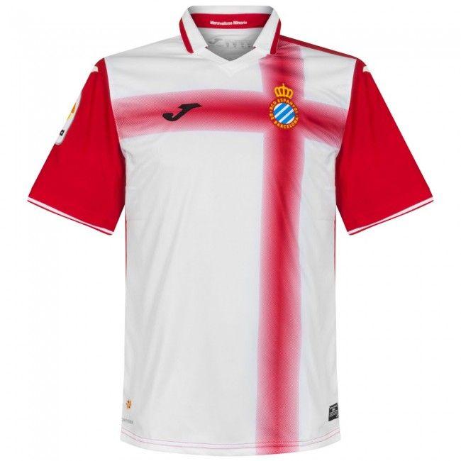 Camiseta del Espanyol 2016-2017 Visitante #espanyol