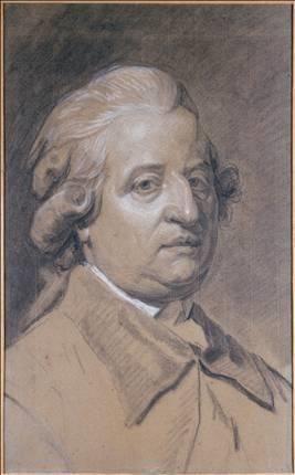 Louis XVI (1754-1793), last portrait before his execution by Joseph Ducreux  (Musée Carnavalet)