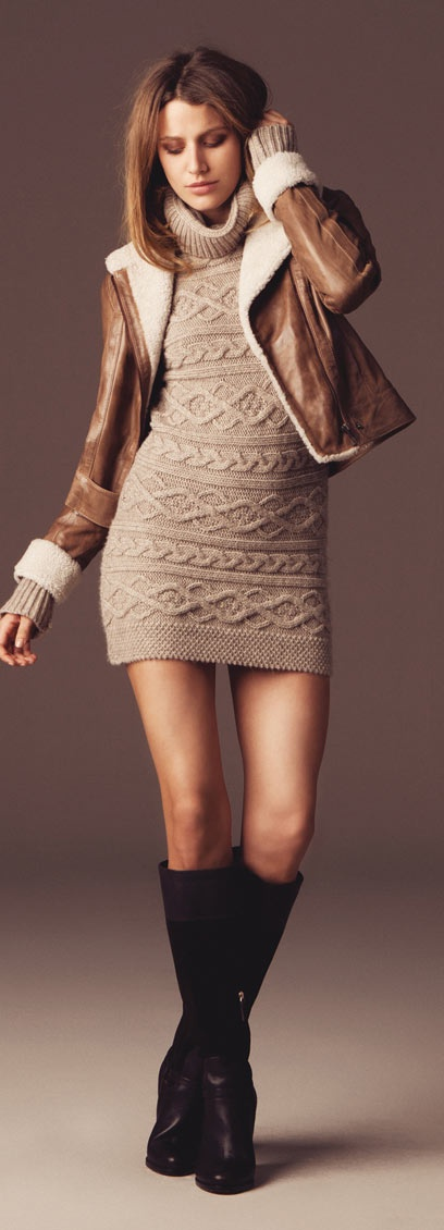 Sweater Dresses. Get the ultimate chilled out look this season and say hello to the sweater dress, so on-trend and versatile, dress-up or down for a look that suits you.