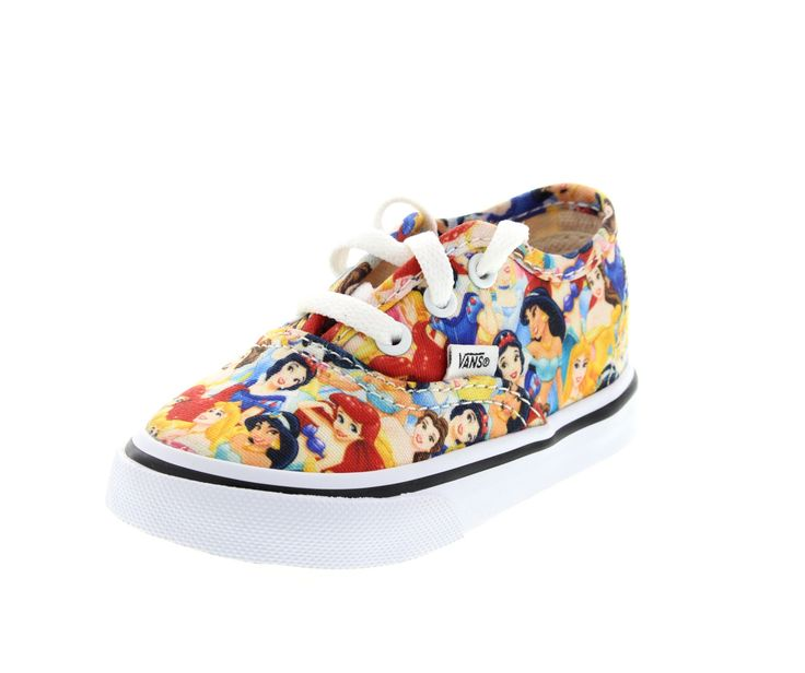 VANS Kinderschuhe - T AUTHENTIC - Disney Multi Princess