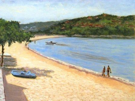 praia da ferradura Buzios. Jorge Novaes (©2012 artmajeur.com/jorgenovaes)