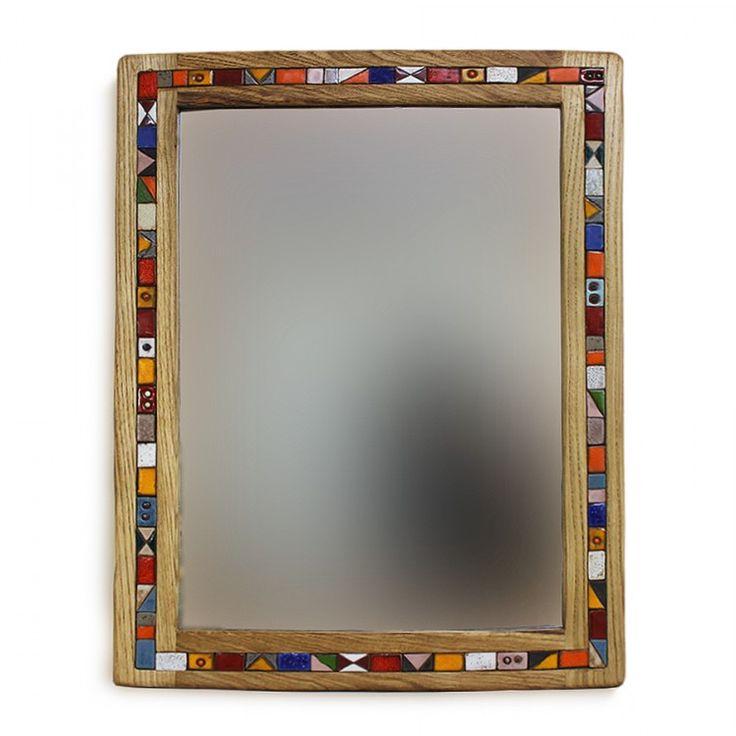 Imanginary-Oak Mirror