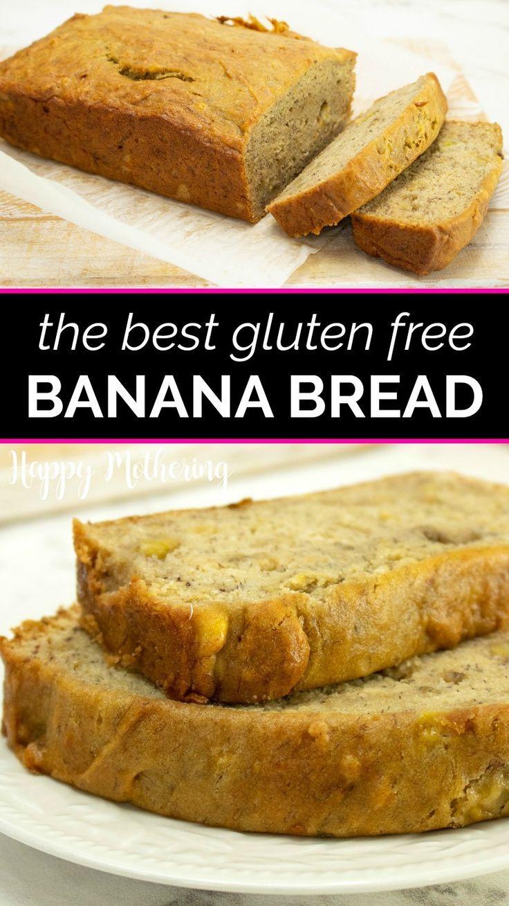 Best Gluten Free Banana Bread Recipe In 2020 Best Gluten Free Banana Bread Recipe Gluten Free Banana Bread Recipe Gluten Free Banana Bread