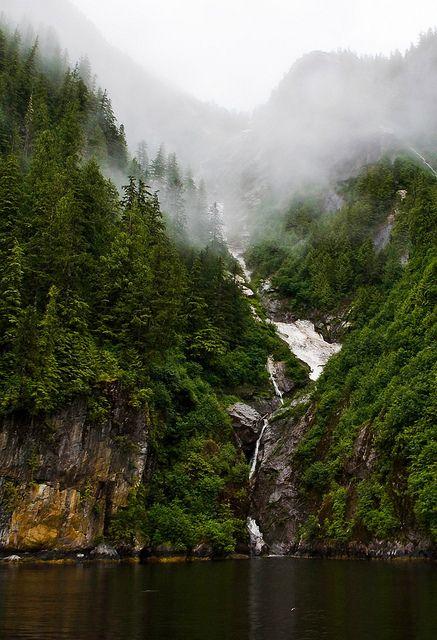 Misty Fjord by David Schroeder (Ketchikan, Alaska)