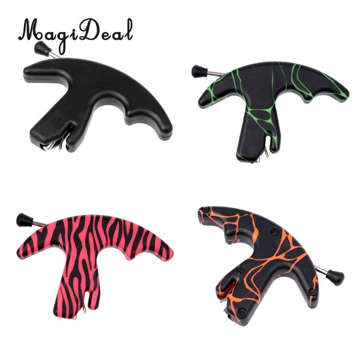 MagiDeal 4 Color Strong Plastic Archery Release Aid Compound Bows Shooting Tool Thumbtrigger Style for Hunting Archery Arrow Bow. Yesterday's price: US $10.85 (8.88 EUR). Today's price: US $9.98 (8.24 EUR). Discount: 8%.