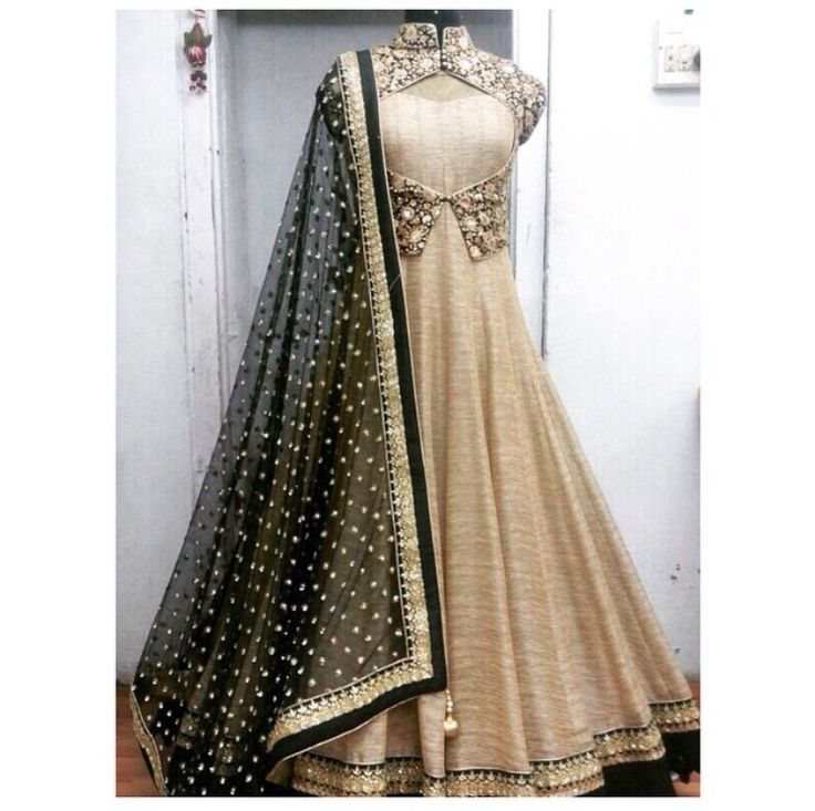 Zaffran label anarkali available through info@waliajones.com #anarkali #vintage