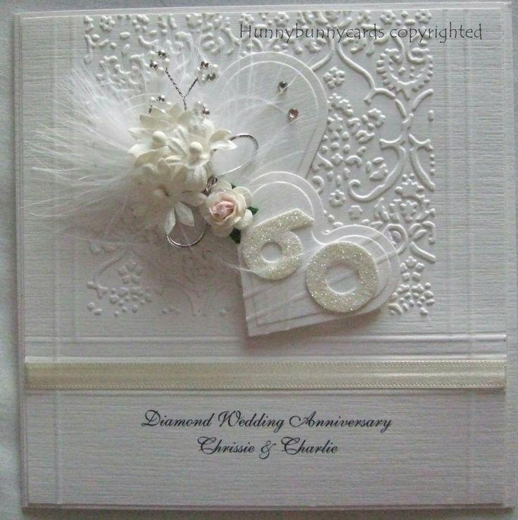 60th Wedding Anniversary Card Making Ideas Part - 20: [60th+wedding.jpg] · Baby WeddingWedding IdeasWedding Anniversary  CardsWedding ...