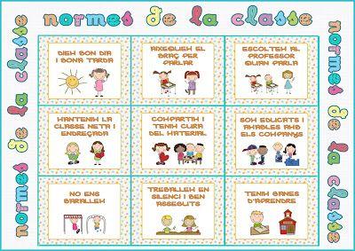 A DINS DE L' AULA: Cartells per a l'aula