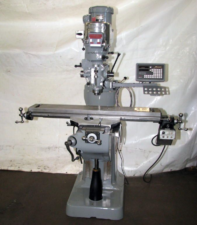bridgeport milling machine | Bridgeport Vertical Milling Machine
