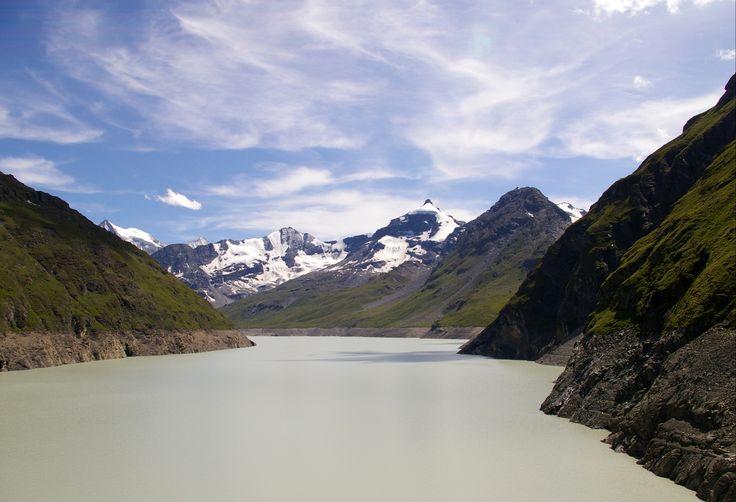 Lac des Dix (Grande Dixence)