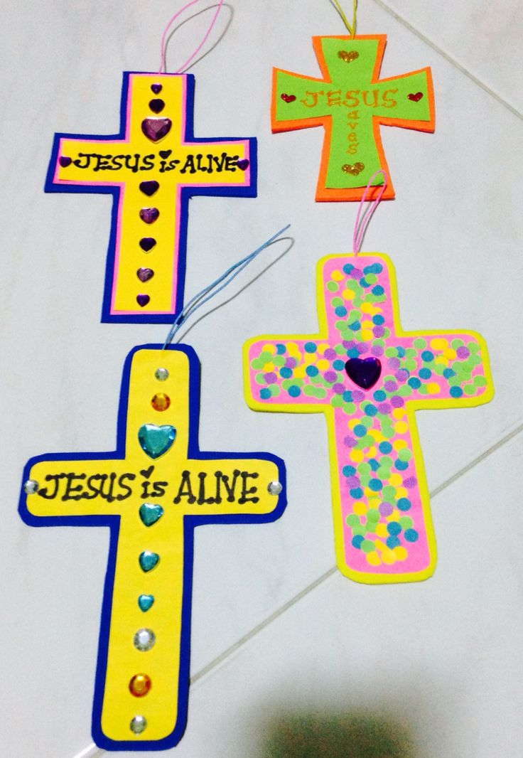 11 best choir bulletin board images on pinterest church for Jesus is alive craft ideas