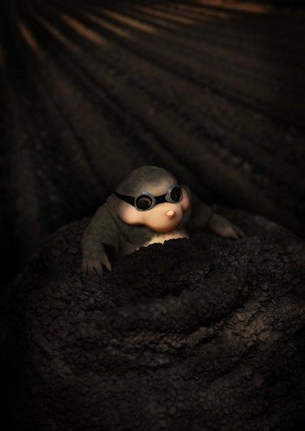 Ulf the mole