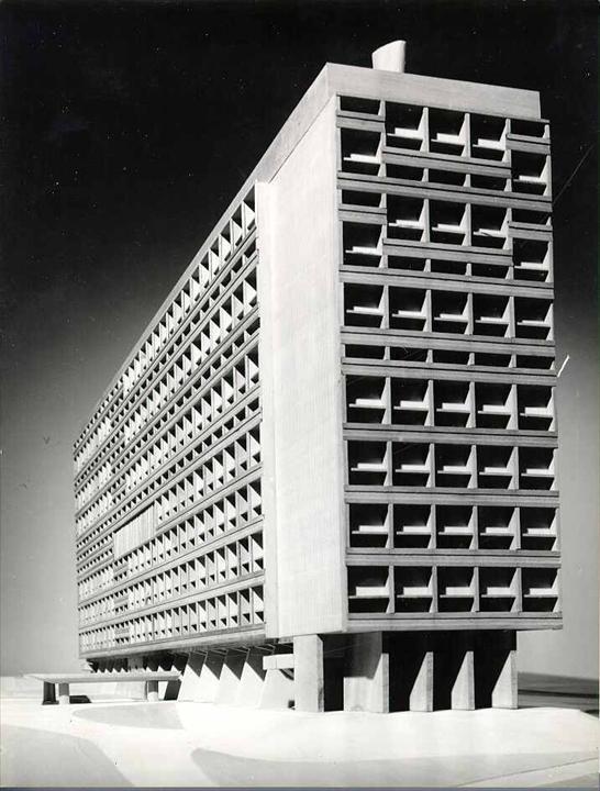 Fondation Le Corbusier - - Unité d'habitation