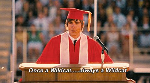 High School Musical recently turned 10 years old, but cinema gold never fades. Here's some of the highlights to show that this classic will never become irrelevant. Go Wildcats!