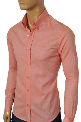 Emporio Armani Mens Dress Shirt 206 Men