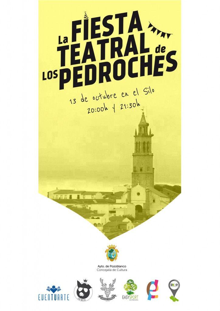 IV Fiesta Teatral de Los Pedroches en el Teatro El Silo