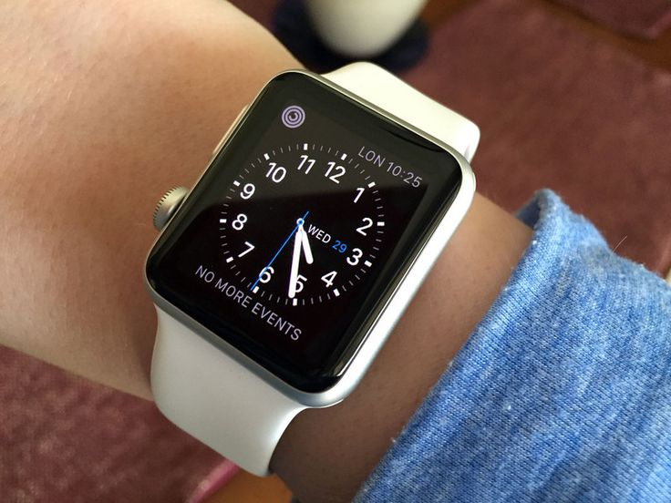 How to add the Activity app to your Apple Watch's clock face