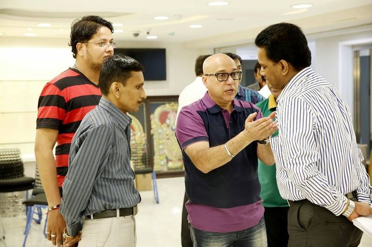 #kirankumar #lalithaajewellery You are never too old to set another goal or to dream a new dream.