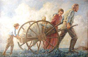 mormon pioneers | ... : Why Mormons Celebrate Pioneer Day | Mormon Voice | a Chron.com blog