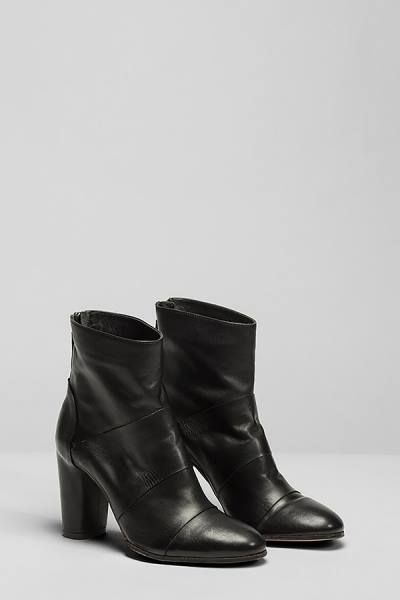 Stivali in pelle nera -  Pomme d'or  Black boots - Pomme d'or