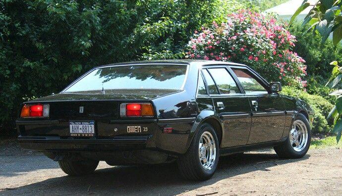 Bitter SC/4 Sedan 2.9