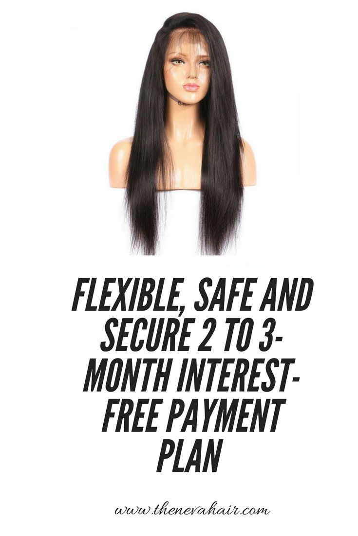 Take advantage of our flexibility, safe and secure 2 to 3-month interest-free payment plan option available.