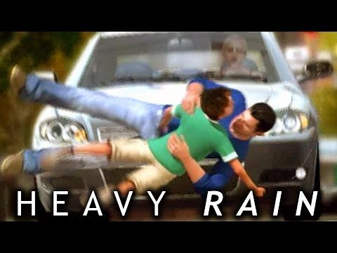 THE SADDEST MOMENT IN VIDEO GAME HISTORY - Heavy Rain PS4 Remastered Gameplay - #1 - http://music.tronnixx.com/uncategorized/the-saddest-moment-in-video-game-history-heavy-rain-ps4-remastered-gameplay-1/ - On Amazon: http://www.amazon.com/dp/B015MQEF2K