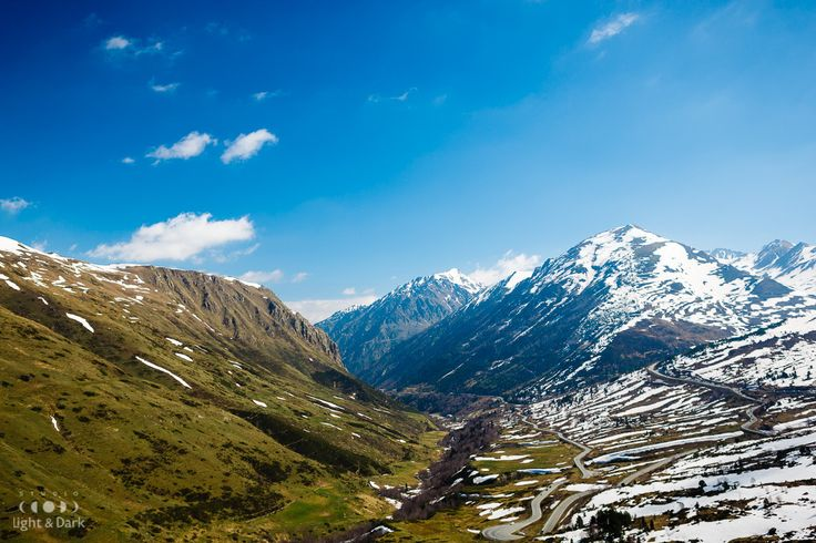 Between cool and warm. Andorra by Aleksander Hadji on 500px