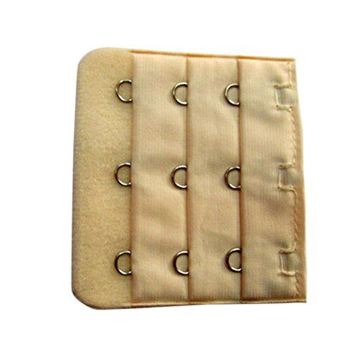 10PCS Useful Womens 4 Hooks Bra Strap Extender Extension Light Nude -- Be sure to check out this awesome product.
