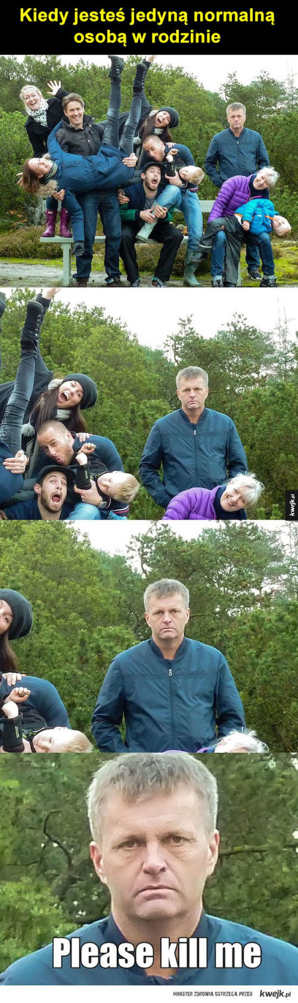 Kochana rodzinka #kwejk #humor