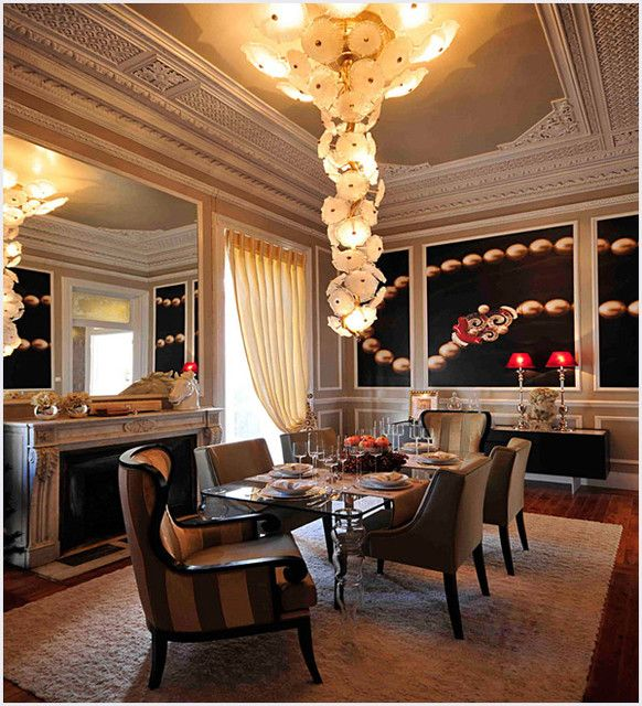 22 best Modern Chandelier Design in Dining Room images on Pinterest ...