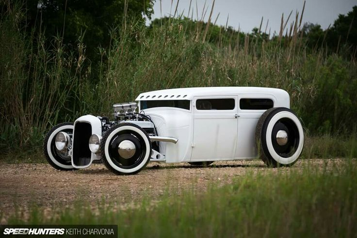 @TresorsDuMonde.ca partage: Ghost Hot Rod