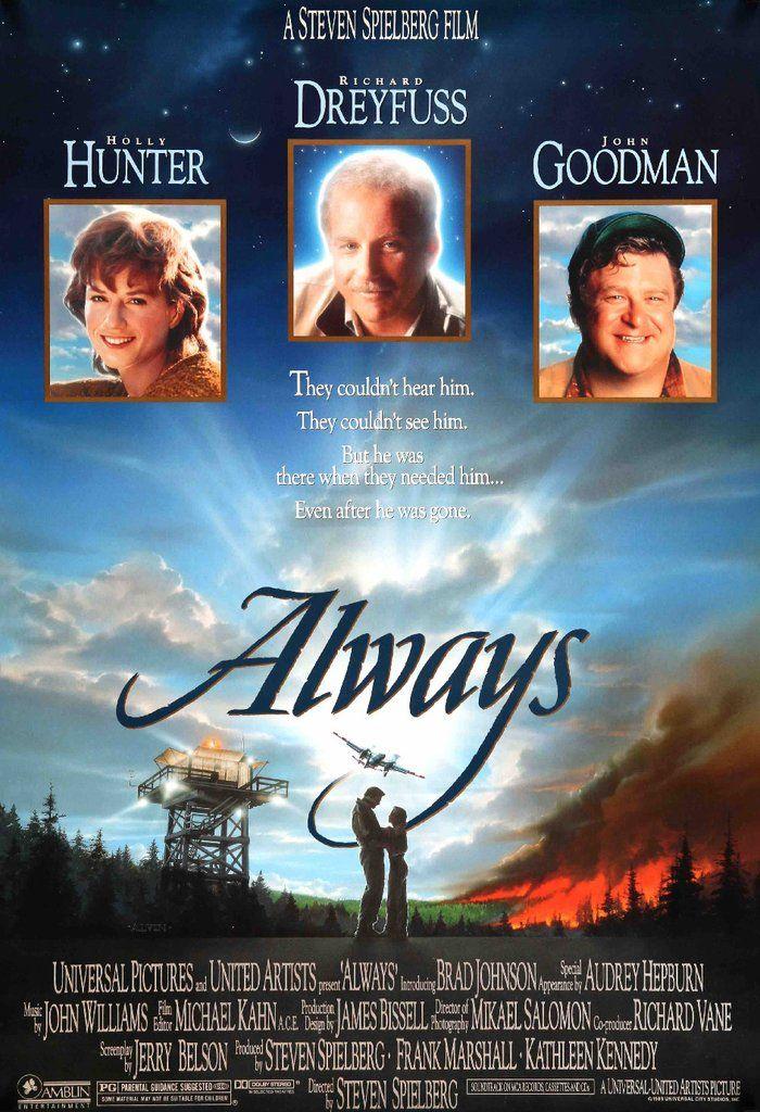 Always (1989) Original One Sheet Movie Poster