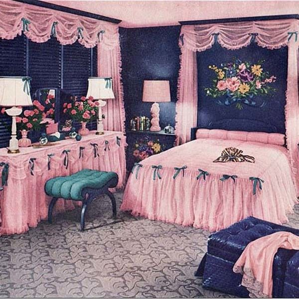 124 best images about ugly decor on pinterest more best for 1950s bedroom ideas