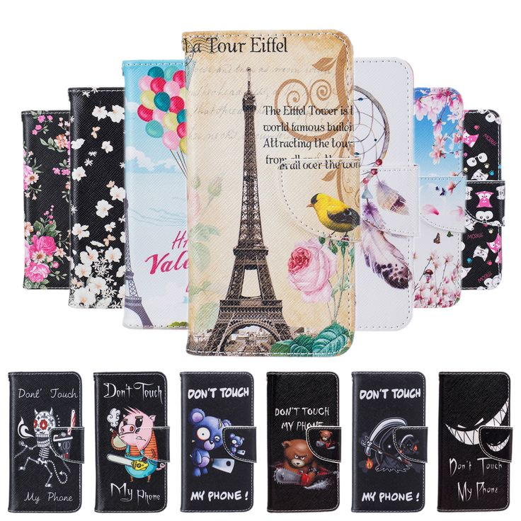 >> Click to Buy << Cute PU Phone Bag For Huawei P9 P9 Lite Fashion Flower Painted Flip Silicone Cover Phone Case For Huawei Y6II Y5II Y3II Honor 5A #Affiliate