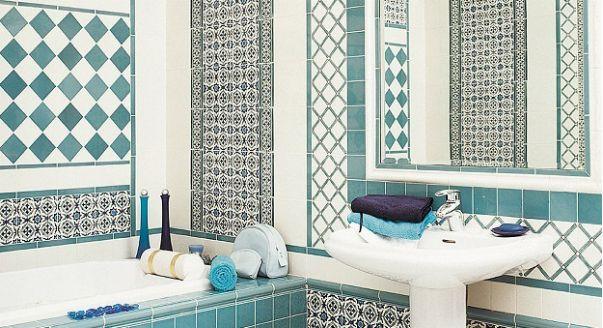 керамическая плитка Средиземноморский стиль фабрики Doremail.
