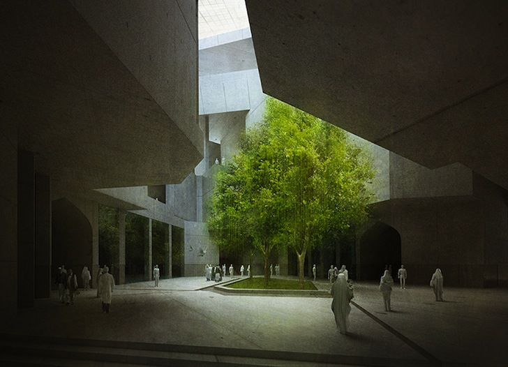 Matteo Cainer Architects' National Museum of Afghanistan is a ...