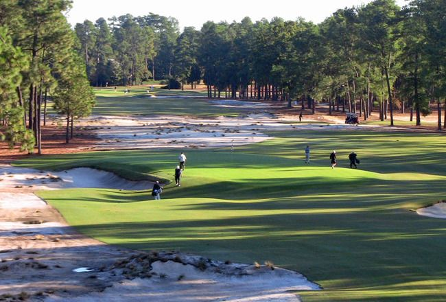 Pinehurst No. 2: Experiencing the Restoration of 2014 US Open Golf Course