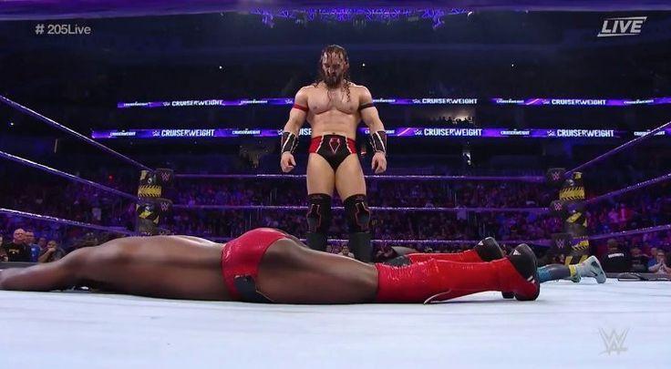 Rich Swann Retains The Cruiserweight Championship, Neville Turns Heel At WWE Roadblock