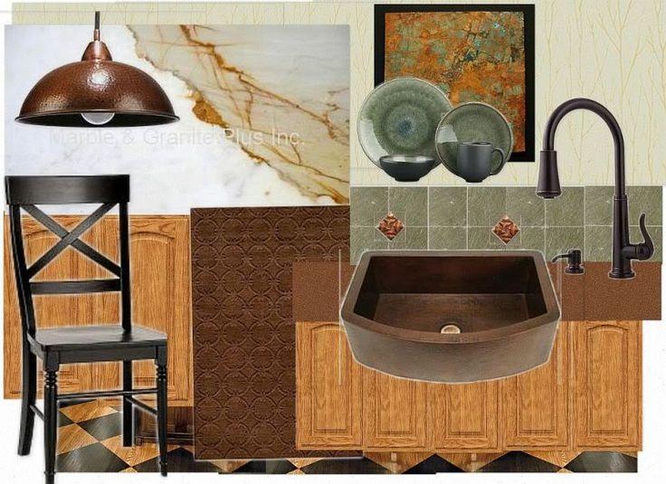 Colors with golden oak cabinets kitchen pinterest for Kitchen remodel keeping oak cabinets